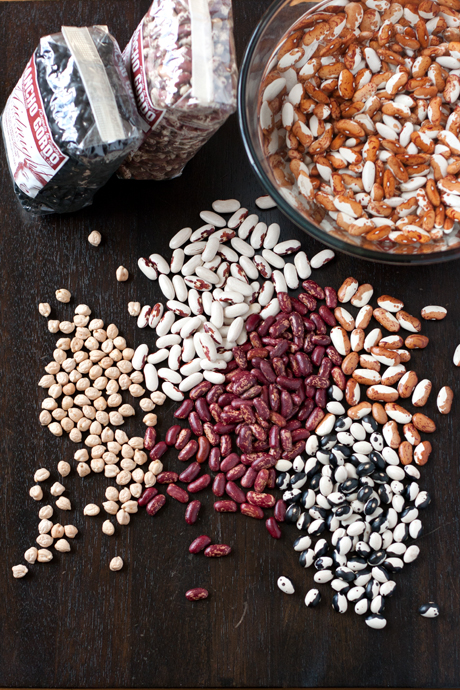 cooking dried beans