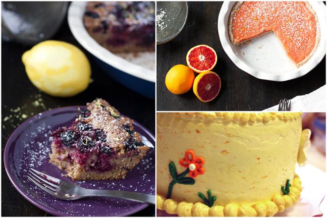 citrus-dessert
