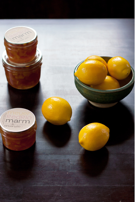 Rio Red Grapefruit & Meyer Lemon Marmalade