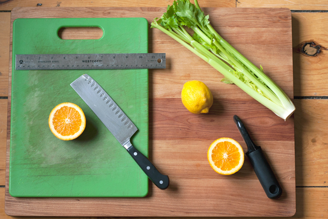 cutting board