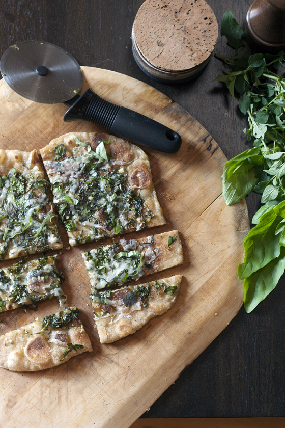fresh-herb-flatbread
