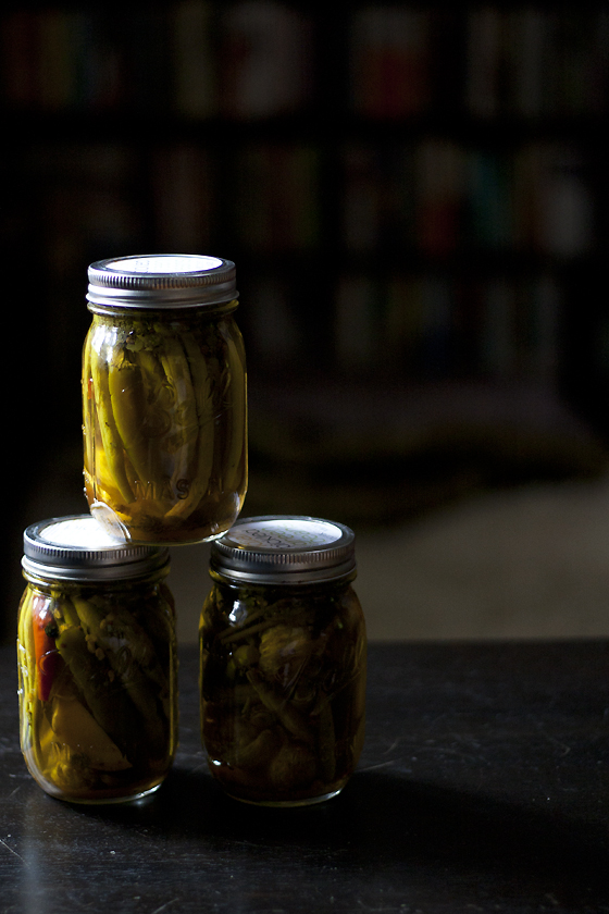 indian-pickled-green-beans