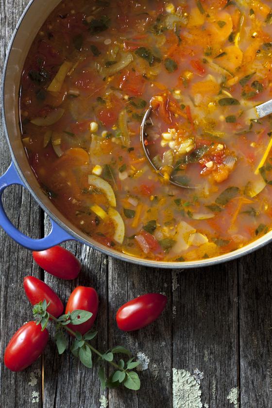 tomato-corn-soup