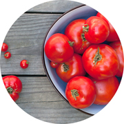 click for tomato recipes