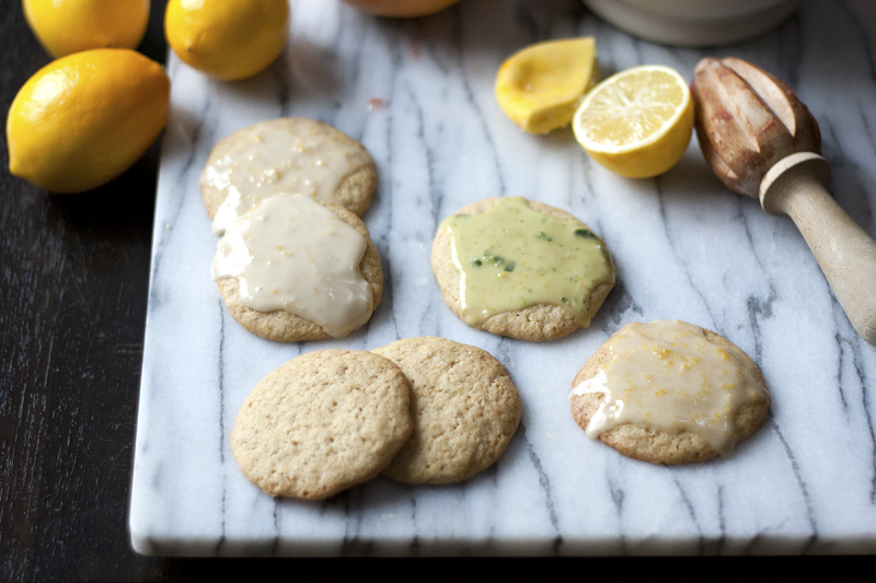 Whole Wheat Citrus Cookies |