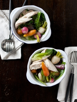 spring-poached-chicken