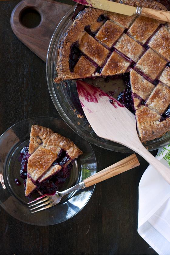 blueberry-plum-pie